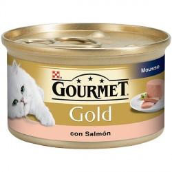 Gold Mousse con Salmon 85 gr