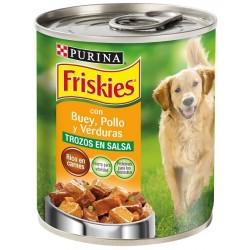 Friskies Pollo y Buey en Salsa 1200 gr