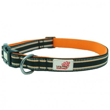 Long paws Confort Collar Black M