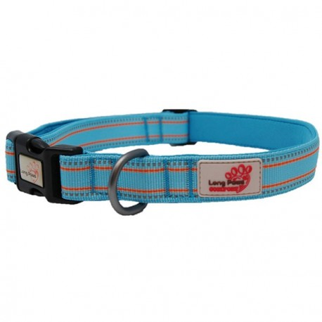 Long paws Confort Collar Blue L