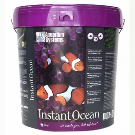 Aquarium Systems Instant Ocean 25 Kg