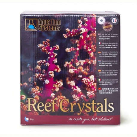 Aquarium Systems Reef Crystals 4 Kg