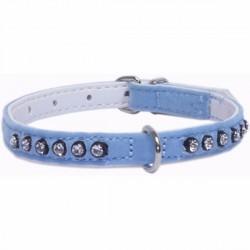 San Dimas Collar Velvet Azul 92488