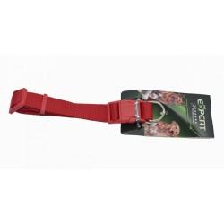 Collar Nylon Rojo 418.04