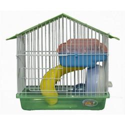 Jaula Verde Hamster 310.86