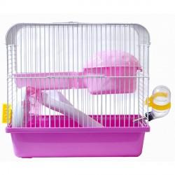 Jaula Rosa Hamster 310.56