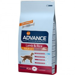 Advance All Breeds Adult Lamb & Rice 12 Kg