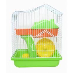 Jaula Verde Hamster 311.12