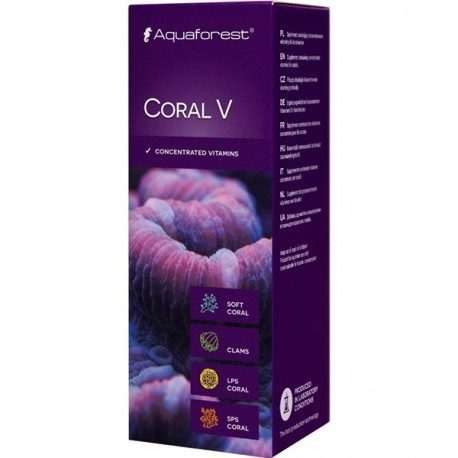 Aquaforest Coral V 50 ml