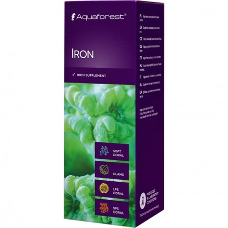 Aquaforest Iron 10 ml