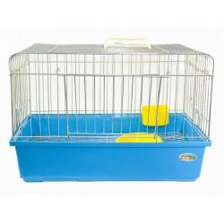 Jaula Azul Conejos 311.86