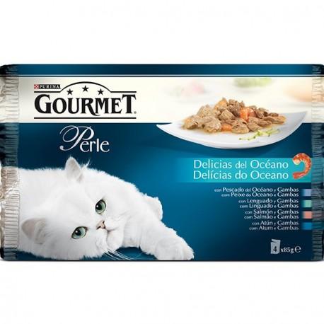 Gourmet Perlet Delicias del Oceano 340 gr