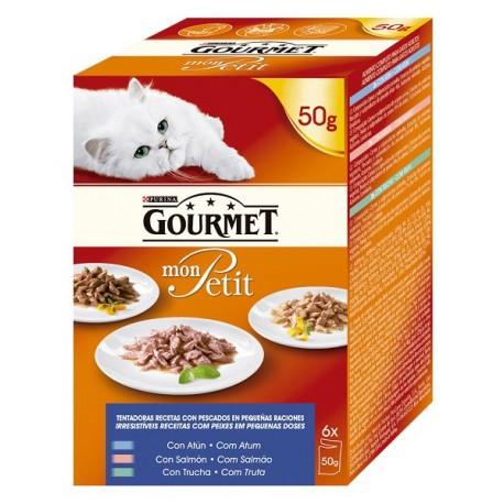 Gourmet Gold M. Petit Seleccion Pescados 300 gr