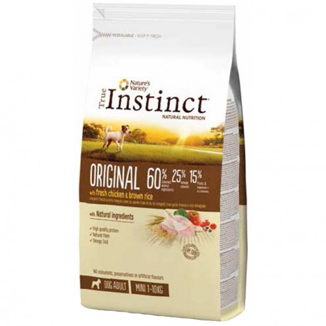 True Instinct Original Mini Chicken 7 Kg