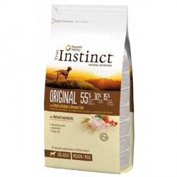 True Insticnt Original Medium Adult con Pollo 12 Kg
