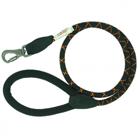 Confort Leash Black 75