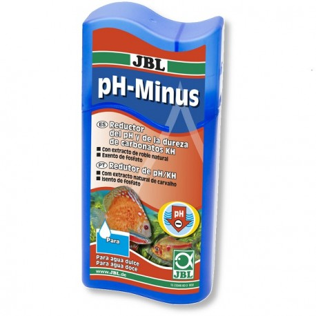 jbl PH Minus 250 ml