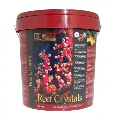 Aquarium Systems Reef Crystals 25 Kg