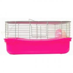Jaula Rosa Hamster 311.02
